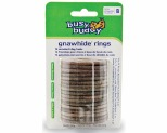 BUSY BUDDY GNAWHIDE CORNSTARCH RING REFILLS MEDIUM