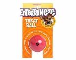 ENTERTAINEZE DOG TREAT BALL SMALL