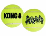 KONG SQUEAKAIR BALL LARGE 2 PACK