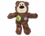 KONG WILD KNOTS BEAR PLUSH TOY FOR DOGS MEDIUM/LARGE