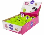KAZOO RUBBER TREAT BALL MEDIUM