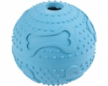 KAZOO RUBBER TREAT BALL LGE