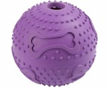 KAZOO RUBBER TREAT BALL EXTRA LARGE