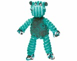 KONG FLOPPY KNOTS HIPPO SMALL/MEDIUM