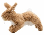 YOURS DROOLLY PLAYMATES PLUSH RABBIT LARGE