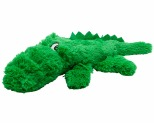 YOURS DROOLLY PLAYMATES PLUSH CROCODILE GREEN MEDIUM