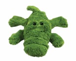 KONG COZIE ALI ALLIGATOR PLUSH DOG TOY SMALL