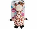 ALL FOR PAWS DOG TOY ULTRASONIC GIRAFFE