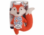 ALL FOR PAWS (AFP) VINTAGE MINI CUTIE FOX DOG TOY