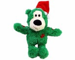 KONG HOLIDAY KNOTS WILD BEARS ASSORTED SM/MED