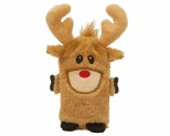 INVINCIBLES REINDEER BROWN EXTRA SMALL