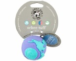 PLANET DOG LIL' PUP ORBEE BALL PURPLE/TEAL*+