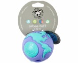 PLANET DOG BIG PUP ORBEE BALL PURPLE/TEAL**
