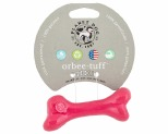 PLANET DOG ORBEE TUFF ORBEE BONE EXTRA SMALL PINK*+