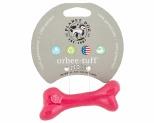 PLANET DOG ORBEE TUFF ORBEE BONE EXTRA SMALL PINK*+