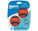 CHUCKIT ULTRA DOG BALL MEDIUM 2 PACK