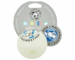 "PLANET DOG ORBEE TUFF 2.5"" GLOW FOR GOOD BALL"