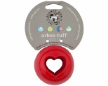 PLANET DOG ORBEE TUFF NOOKS HEART RED**
