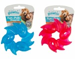 PAWISE DOG TOY FLYWHEEL TREAT DISPENSER SMALL**