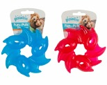 PAWISE DOG TOY FLYWHEEL TREAT DISPENSER MEDIUM**