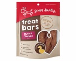 YOURS DROOLLY TREAT BARS - DUCK & CHICKEN 250G