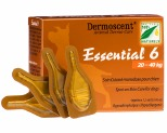 DERMOSCENT ESSENTIAL 6 LARGE DOG 4PK 20-40KG
