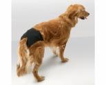 SAVIC HYGIENIC DOG PANTY BLACK SIZE 3 38CM-48CM