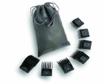 OSTER POUCH - SET OF 7 COMBS