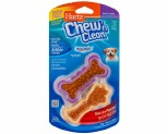 HARTZ CHEW N CLEAN DENTAL DUO DOG TOY EXTRA SMALL 2 PACK