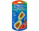 HARTZ CHEW N CLEAN BENDABLE BONE DOG TOY SMALL
