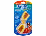 HARTZ CHEW N CLEAN BENDABLE BONE DOG TOY MEDIUM