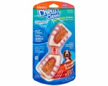 HARTZ CHEW N CLEAN BENDABLE BONE DOG TOY LARGE