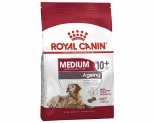 ROYAL CANIN MEDIUM 10+ DOG FOOD 15KG