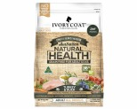 IVORY COAT GRAIN FREE DRY DOG FOOD TURKEY AND DUCK ADULT 2KG