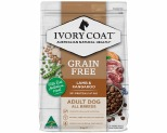 IVORY COAT GRAIN FREE DRY DOG FOOD LAMB AND KANGAROO ADULT 2KG