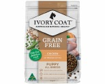 IVORY COAT GRAIN FREE DRY DOG FOOD CHICKEN PUPPY 2KG
