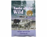 TASTE OF THE WILD SIERRA MOUNTAIN GRAIN FREE CANINE 2KG