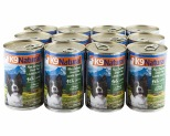 K9 NATURAL CANNED LAMB FEAST 370GX12