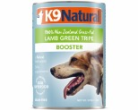 K9 NATURAL CANNED LAMB GREEN TRIPE FEAST 370G