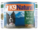 K9 NATURAL CANNED LAMB FEAST 170G
