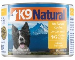 K9 NATURAL CANNED CHICKEN FEAST 170G