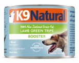 K9 NATURAL CANNED LAMB GREEN TRIPE FEAST 170GX24