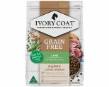IVORY COAT GRAIN FREE DRY DOG FOOD LAMB PUPPY LARGE BREED 2KG