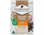 IVORY COAT GRAIN FREE DRY DOG FOOD CHICKEN AND COCONUT ADULT 2KG