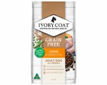 IVORY COAT GRAIN FREE DRY DOG FOOD CHICKEN AND COCONUT ADULT 13KG
