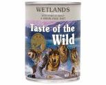 TASTE OF THE WILD WETLANDS CANINE 374G