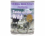TASTE OF THE WILD SIERRA MOUNTAIN CANINE 374G