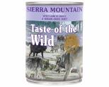 TASTE OF THE WILD SIERRA MOUNTAIN CANINE 374G