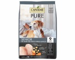 CANIDAE PURE SENIOR REAL CHICKEN, SWEET POTATO & GARBANZO BEAN GRAIN FREE DOG FOOD 10.8KG