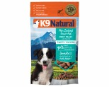 K9 NATURAL PUPPY BEEF AND HOKI TOPPER 142G